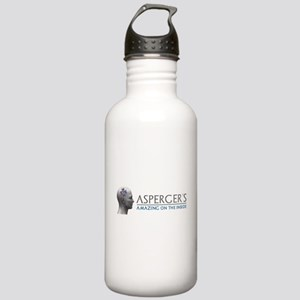 Asperger's Amazing Head Water Bottle