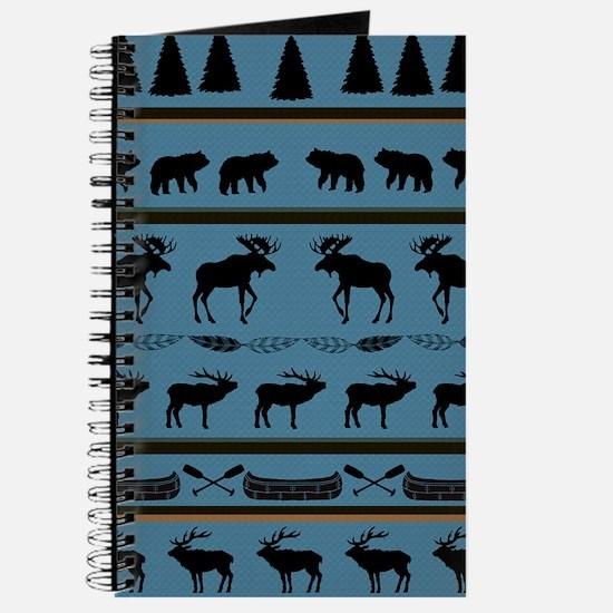 Cute Cabin Journal