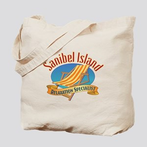 Sanibel Island Relax - Tote Bag
