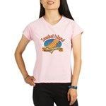 Sanibel Island Relax - Performance Dry T-Shirt