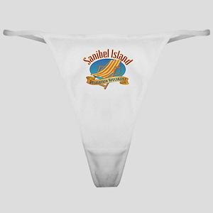 Sanibel Island Relax - Classic Thong