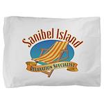 Sanibel Island Relax - Pillow Sham