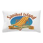 Sanibel Island Relax - Pillow Case