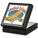 Sanibel Island Relax - Keepsake Box