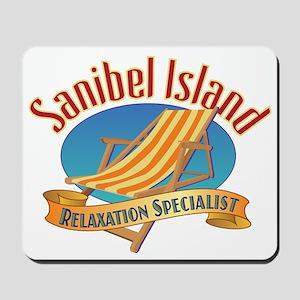 Sanibel Island Relax - Mousepad