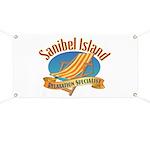 Sanibel Island Relax - Banner