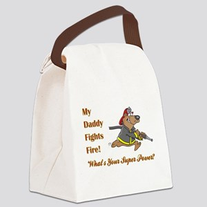 My Daddy... Canvas Lunch Bag