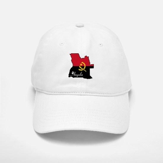 Cool Angola Baseball Baseball Cap
