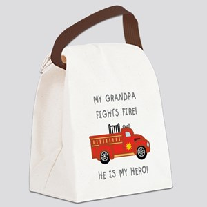 My Grandpa... Canvas Lunch Bag