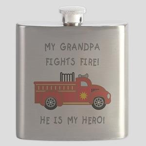 My Grandpa... Flask