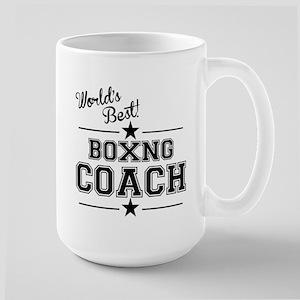 Worlds Best Boxing Coach Mugs