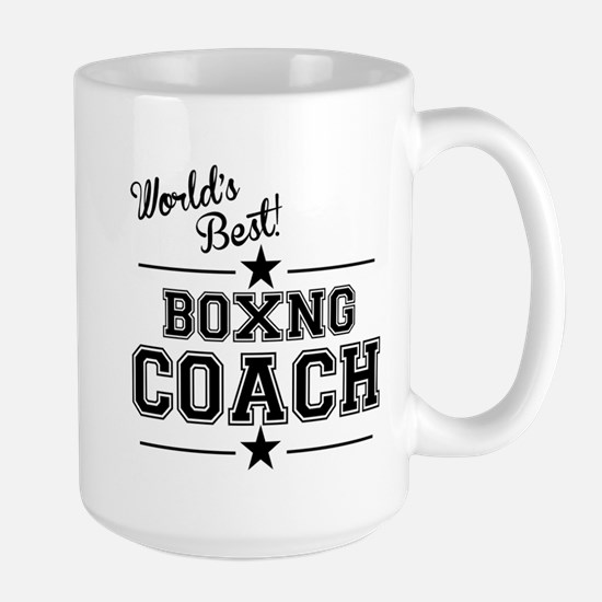 Worlds Best Boxing Coach Mugs