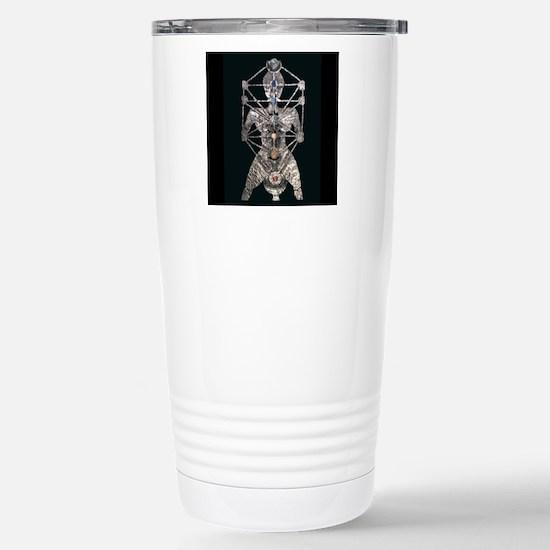 Spiritual Anatomy Stainless Steel Travel Mug