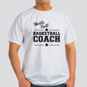 Worlds Best Basketball Coach T-Shirt