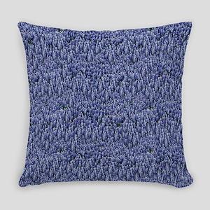 Texas Bluebonnets Everyday Pillow