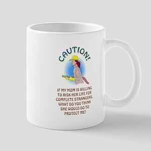 CAUTION! Mug