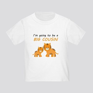 Im Going To Be A Big Cousin T-Shirt