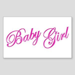 Baby Girl Sticker