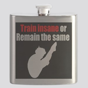 FASTEST SWIMMER Flask