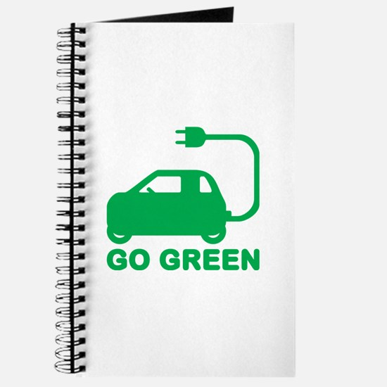 Go Green ~ Drive Electric Cars Journal