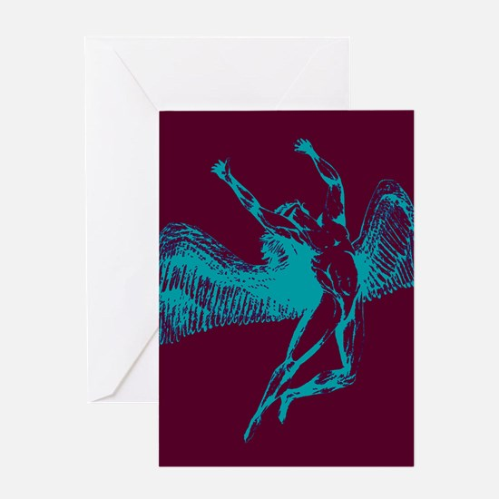 Song of the Swan Greeting Cards
