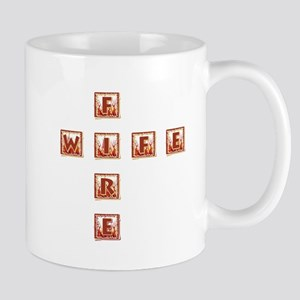 FIRE WIFE Mug