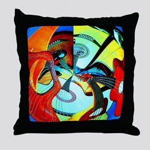 Diafora Enchorda Throw Pillow