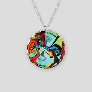 Diafora Enchorda Necklace Circle Charm