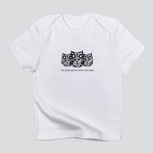 """""""The Owls..."""" - Twin Peaks Infant T-Shirt"""