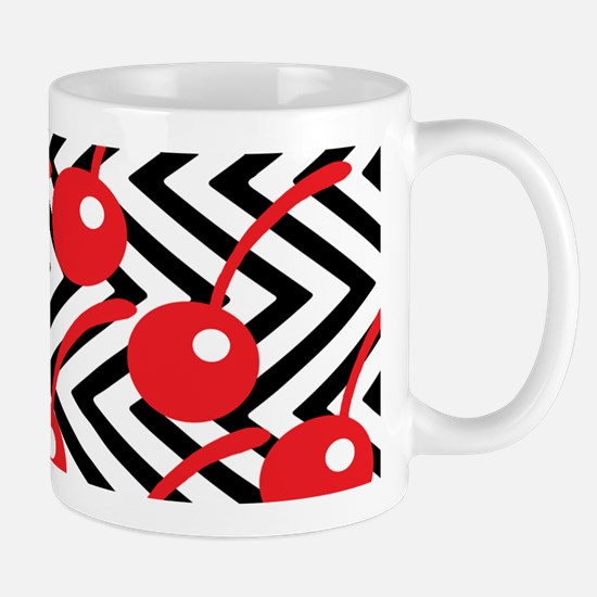 Black Lodge Cherries - Twin Peaks Mug