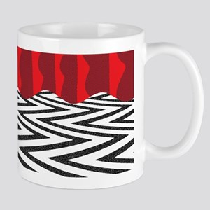 The Black Lodge - Twin Peaks Mug