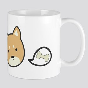 Hungry Shiba Mugs