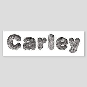 Carley Wolf Bumper Sticker