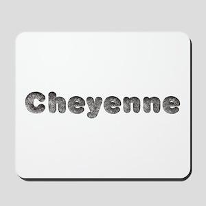 Cheyenne Wolf Mousepad