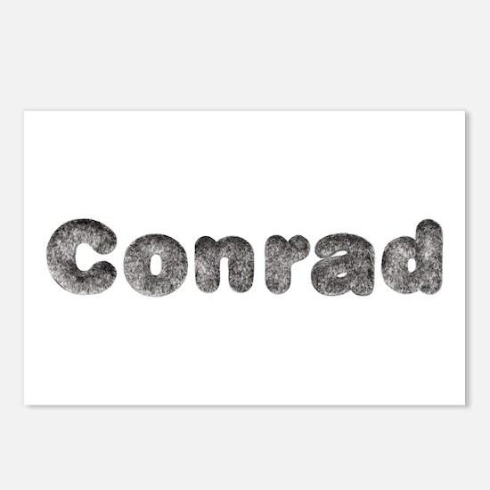 Conrad Wolf Postcards 8 Pack