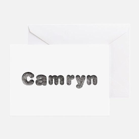 Camryn Wolf Greeting Card