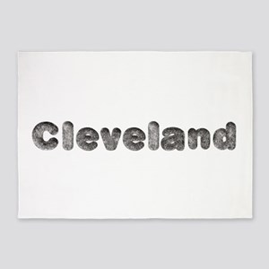 Cleveland Wolf 5'x7' Area Rug