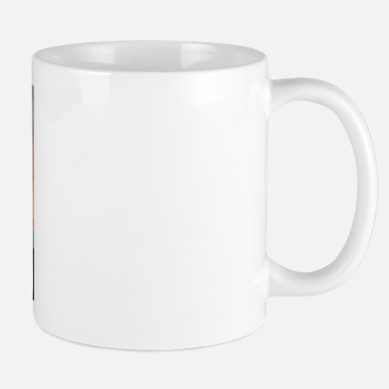 French Bulldog Sunset Mug