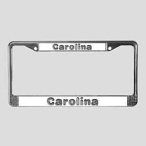 Carolina Wolf License Plate Frame