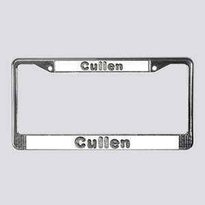 Cullen Wolf License Plate Frame