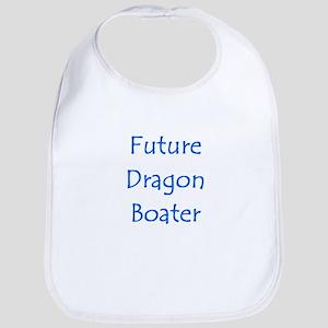 Future Dragon Boater Bib - Blue