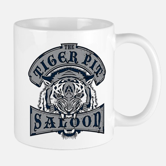 tigerpitsaloon Mugs