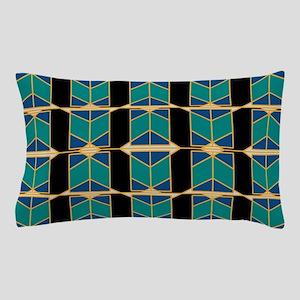Art Deco Motif Pillow Case