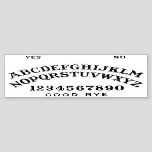 Talking Board Sticker (Bumper)