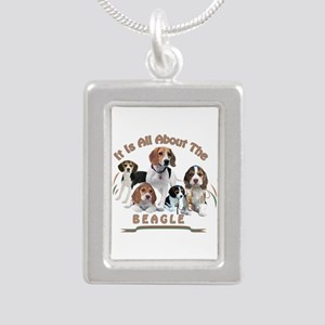 All About The Beagle Necklaces