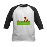 Personalizable Fox in the Woods Baseball Jersey