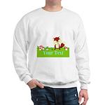 Personalizable Fox in the Woods Sweatshirt