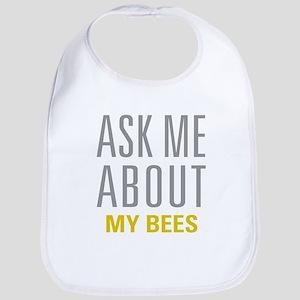 My Bees Bib