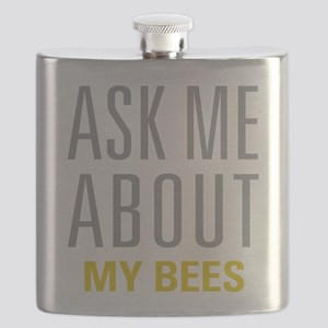 My Bees Flask