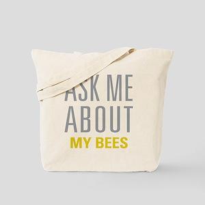 My Bees Tote Bag